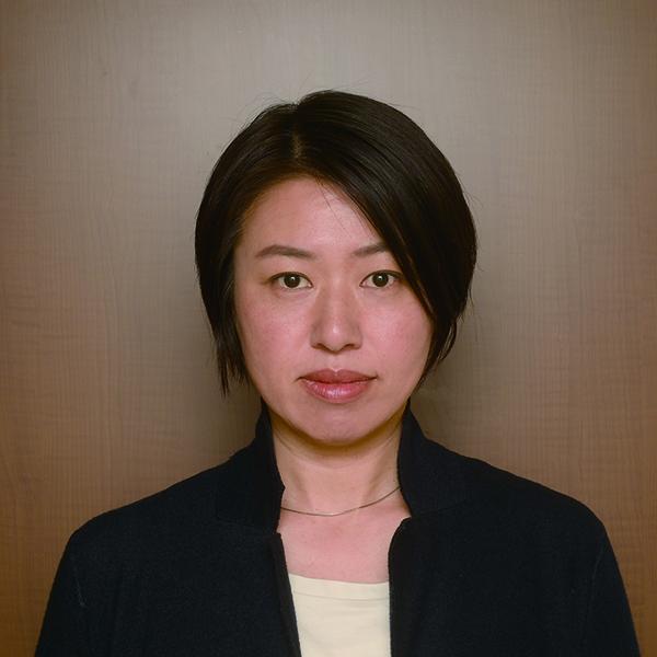 上垣 真子の顔写真