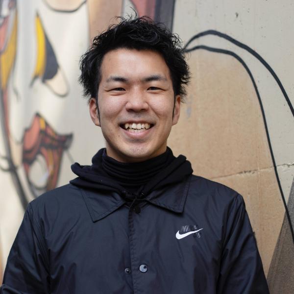 中川 智博の顔写真